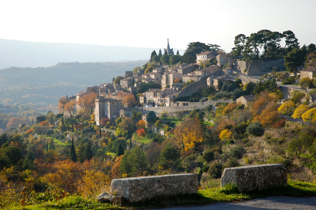 Week-end petits villages perchés