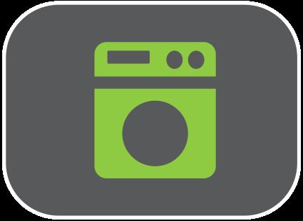 Icône lave linge