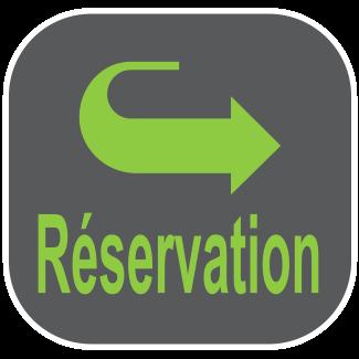 Icône Réservation