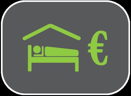 Icône taxes de séjour