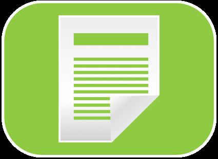 Icône fichier PDF